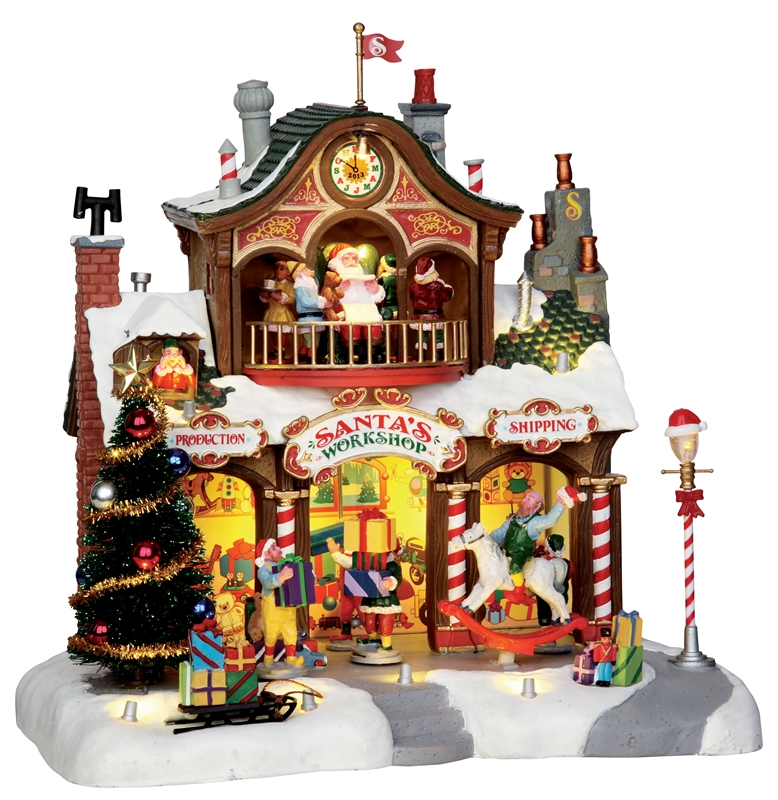 Image result for minature old times christmas shops image with invisible background divider gif